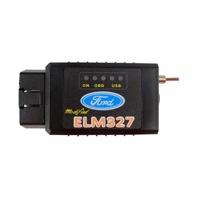 ELM327 BlueTooth с переключателем HS/MS шины