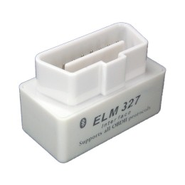 ELM327 BlueTooth mini v1.5 White (белый)